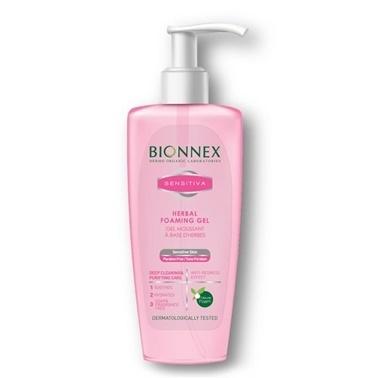 Bionnex BIONNEX Sensitiva Yüz Yıkama Jeli 200 ml Renksiz